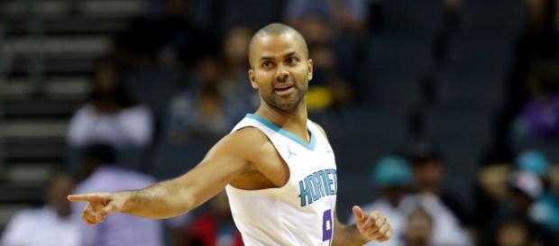 Parker boucle la boucle à Charlotte - NBA - Basket - lefigaro.fr