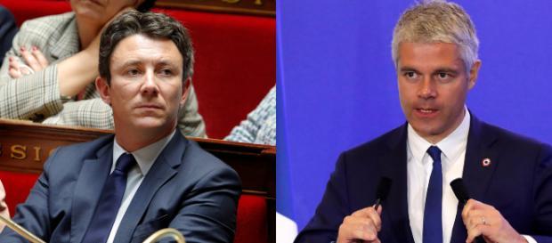 """Pour Griveaux, Wauquiez est """"le candidat des gars qui fument des clopes"""""""