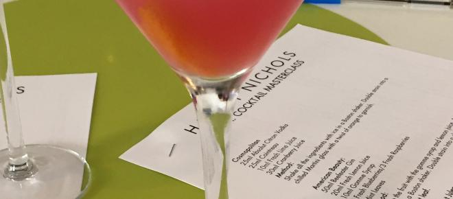 Cosmopolitan cocktail recipe with variations