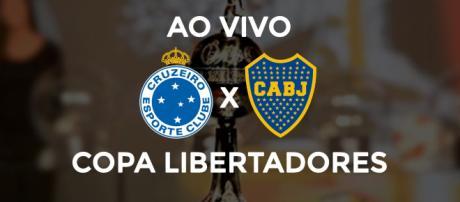 Cruzeiro x Boca Juniors ao vivo