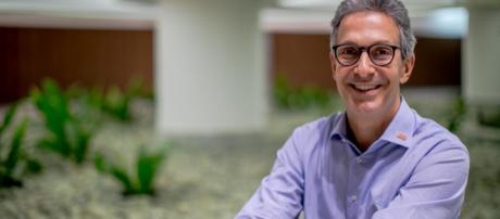 Romeu Zema, candidato ao governo de Minas Gerais pelo Partido Novo. Fonte: Diário Regional - com.br
