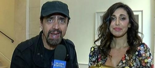 Belen Rodriguez fermata dalla polizia. Blasting News