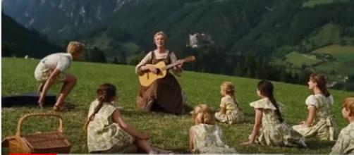 """Do-Re-Mi"" - THE SOUND OF MUSIC (1965) [Image courtesy – Rodgers and Hammerstein You Tube video]"