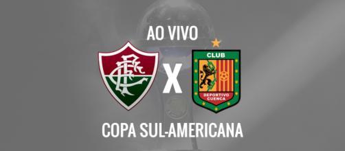 Fluminense x Deportivo Cuenca: ao vivo