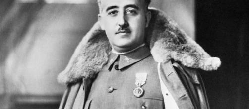Francisco Franco. Exhumación del dictador