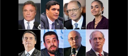 Globo transmite debate ao vivo