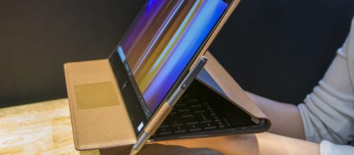 HP Spectre Folio review: Hands on with HP's new leather-coated ... - expertreviews.co.uk