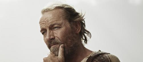 "Iain Glen interpreta a Jorah Mormont en ""Juego de Tronos"""