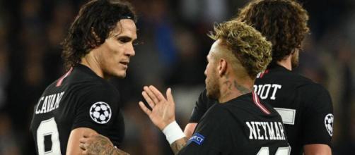 L'alliance Cavani - Neymar n'a pas eu lieu face à l'Etoile rouge de Belgrade