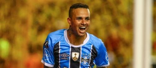 Luan é o jogador mais valorizado da atual edição da Libertadores