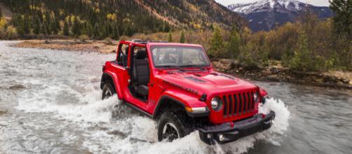 Nuova Jeep Wrangler trascina Fiat Chrysler - off-road.com