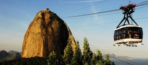 Um passeio de bondinho no Pão de Açúcar é fundamental para quem visita o Rio pela primeira vez.