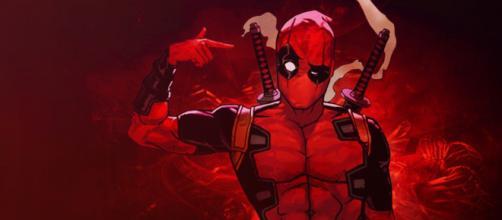 Wade Wilson, o mercenário Deadpool.