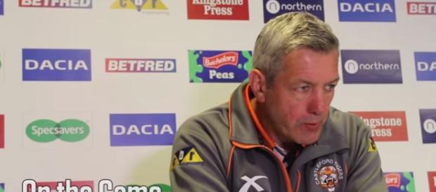 Castleford and Daryl Powell once more flopped on the big stage in their 14-0 semi-final defeat - image credit Tigertvcastleford | YouTube