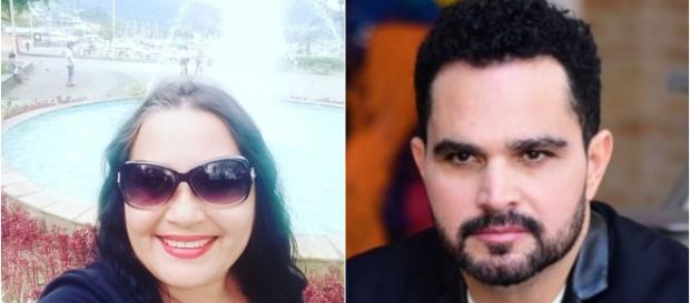 Cleo e Luciano: fotos comprometedoras nas redes sociais