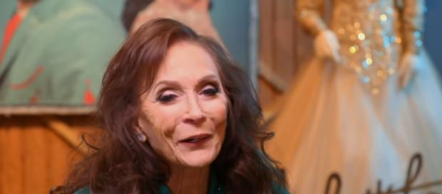 Loretta Lynn celebrates the strength that brings her through stroke recovery and her new album. [Image source: TODAY-YouTube]