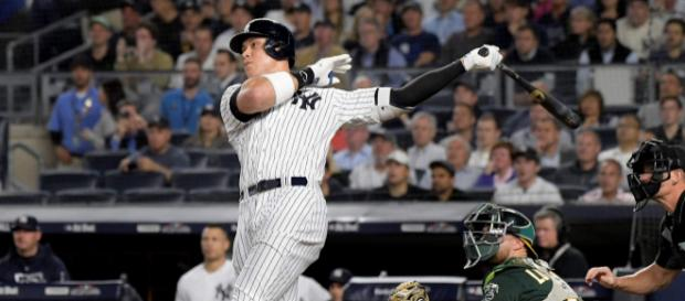 Los Yankees aplastaron a Oakland en el juego de Wild Card. www.durangoherald.com