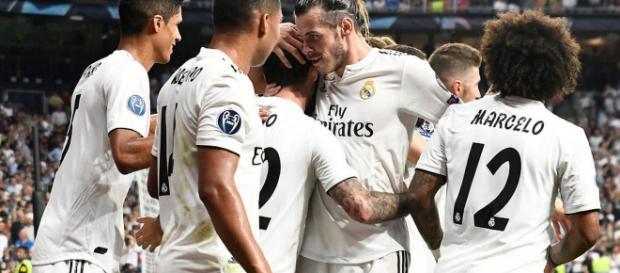 Real Madrid : les 5 tops depuis le début de saison