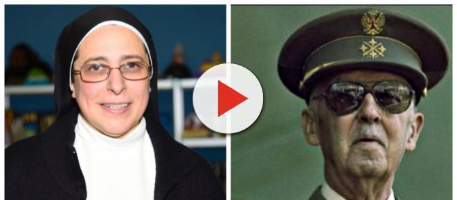 Sor Lucía Caram crea polémica con un fuerte pronunciamiento sobre el entierro de Franco