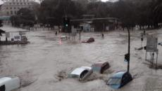 Campania, allerta meteo di colore giallo: rischio frane, allagamenti e inondazioni