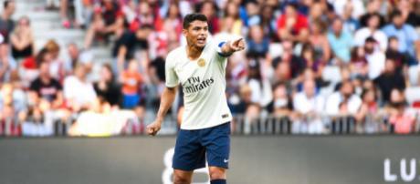 Thiago Silva estime que le match contre Lyon va être difficile à négocier pour le PSG