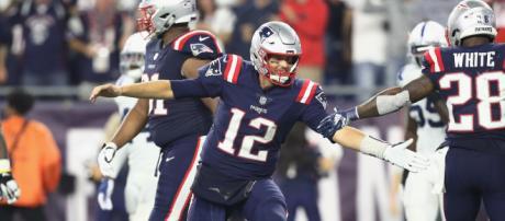 Tom Brady consiguió otra marca más en su legendaria carrera.www.bostonsportsjournal.com