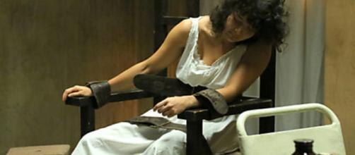 Anticipazioni Una Vita: la figlia di Ursula affronta la responsabile delle sue torture.