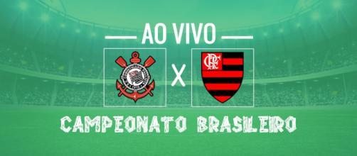 Brasileirão: Corinthians x Flamengo