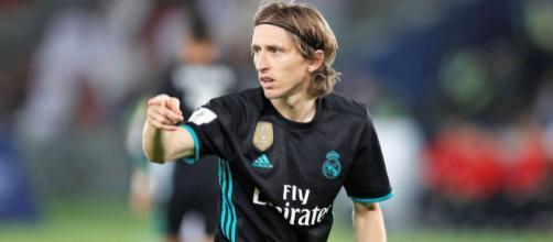 """Caso Modric, Libero: """"Inter tranquilla ma sorpresa. La reazione ... - fcinter1908.it"""