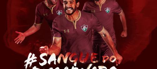Fluminense lança terceiro uniforme na cor grená