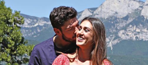 Ignazio Moser e Cecilia Rodriguez sempre più innamorati.