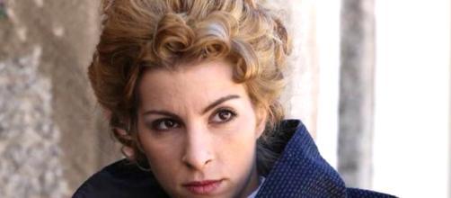 L'attrice Sara Miquel (Cayetana) a Pomeriggio 5