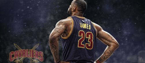 LeBron James se tornou um ícone da Cultura Pop.