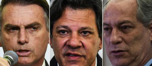 Nova pesquisa do Instituto Paraná mostra Bolsonaro com rejeição inferior a Ciro, Haddad e Alckmin