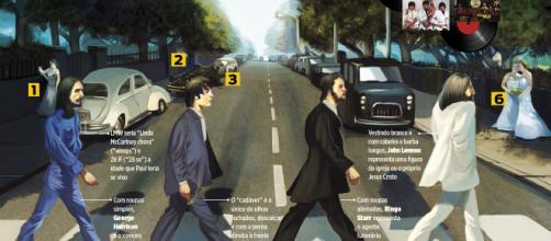 Os Beatles revolucionaram o mundo da música, criando hits que ficaram eternizados na cultura pop.