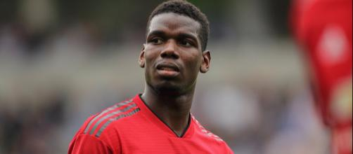 Paul Pogba con la maglia del Manchester United. - independent.co.uk
