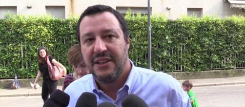 Salvini, polemica con l'UE (Fonte: La Repubblica - Youtube)