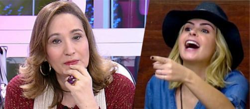 Sonia Abrão pede que Ana Paula seja expulsa de A Fazenda 10