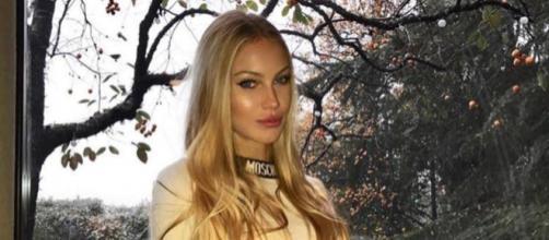Taylor Mega, web influencer ed ex fidanzata di Massimo Boldi