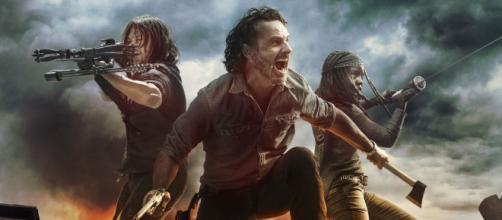 The Walking Dead: la nona stagione in Tv sul canale Fox di Sky da lunedì 8 ottobre - amc.com