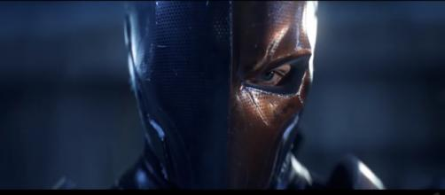 'Titans' producer Geoff Johns teased Deathstroke's appearance in the show [Image Credit:Gamer's Little Playground/YouTube screencap]