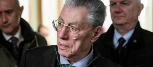 Umberto Bossi, leader storico della Lega Nord