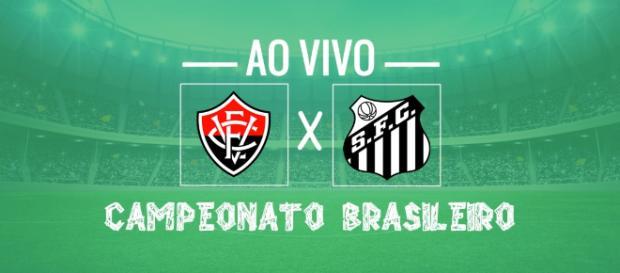 Brasileirão: Vitória x Santos ao vivo