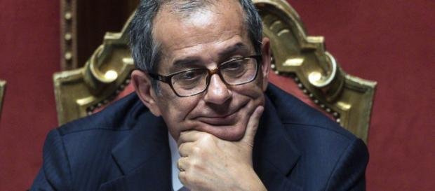 "Il ministro all'Economia Tria: ""Non è in discussione alcun ... - gds.it"