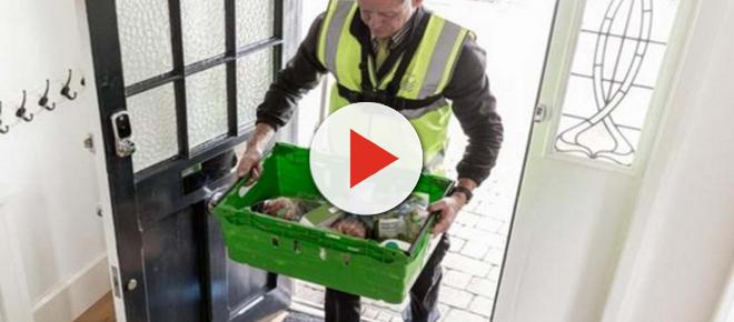Waitrose in-home delivery service to unpack your shopping while you are out