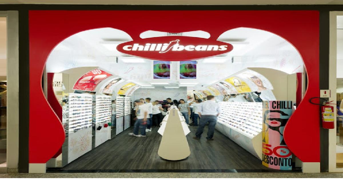 5931e3f7a Multinacional brasileira Chilli Beans recruta em Portugal
