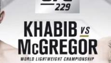 Khabib vence McGregor e mantém o cinturão dos leves