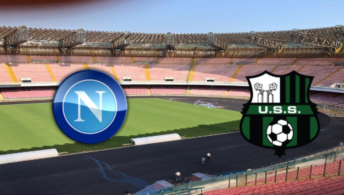 Napoli-Sassuolo 2-0: highlights video gol e pagelle
