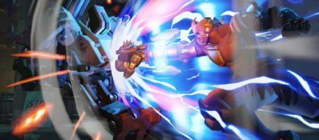 Doomfist recibirá un aspecto similar a La Forma del Agua al estilo Overwatch.
