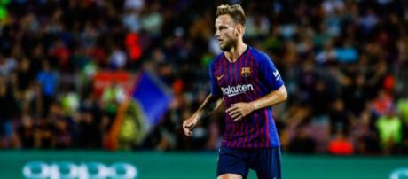 Ivan Rakitic est resté fidèle au FC Barcelone, Bartomeu l'en remercie